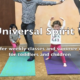 Toddler and Children's Yoga